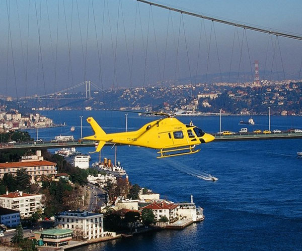 helikopter tur