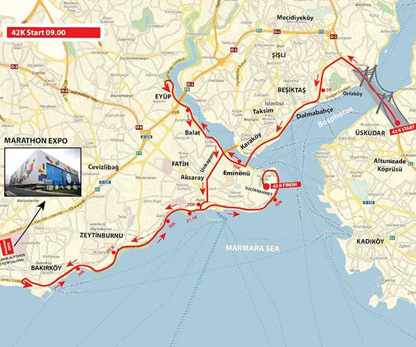 istanbul marathon 2
